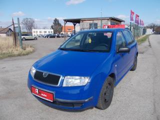 Škoda Fabia 1.4 MPi Classic, 50 kW hatchback