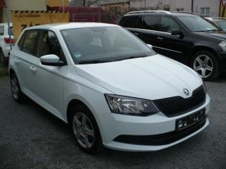 Škoda Fabia III 1.0 TSi hatchback benzin