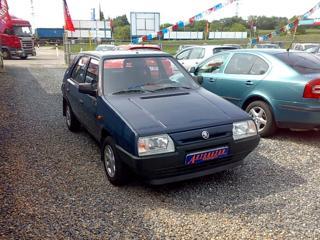 Škoda Favorit 1.3i LX hatchback