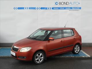 Škoda Fabia 1,2 HTP 51kw Ambiente hatchback benzin
