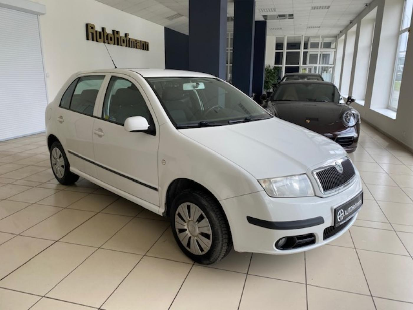 Škoda Fabia 1,9 SDi, koupeno v CZ hatchback