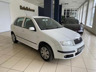 Škoda Fabia 1,9 SDi, koupeno v CZ hatchback - 1