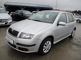 Škoda Fabia 1.4 i hatchback benzin