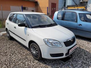 Škoda Fabia 1,2 i hatchback