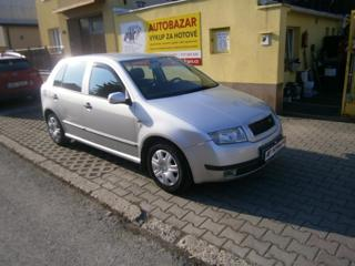Škoda Fabia 1.4 i MPI  44KW hatchback