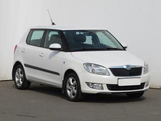 Škoda Fabia 1.2 12V 51kW hatchback benzin