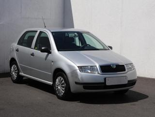 Škoda Fabia 1.4, ČR hatchback benzin