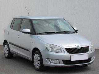Škoda Fabia 1.6 TDi hatchback nafta