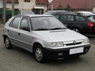 Škoda Felicia 1.3i, ČR hatchback benzin