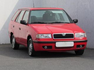 Škoda Felicia 1.3i, Serv.kniha hatchback benzin