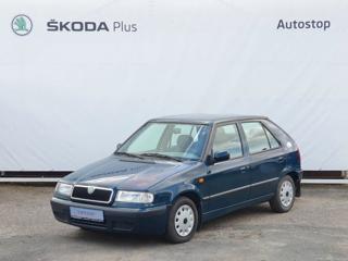Škoda Felicia 1.3 MPi hatchback benzin