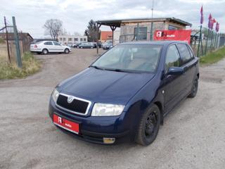 Škoda Fabia 1.9 TDi Confort, 74 kW, Klima hatchback