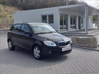 Škoda Fabia 1,2 HTP,KLIMA,PO SERVISU,NOVÉ BRZDY hatchback benzin