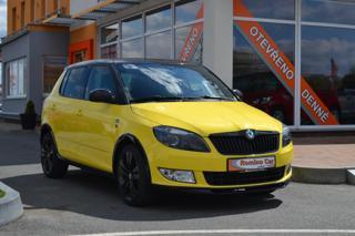 Škoda Fabia 1.2TSi Monte Carlo Nové rozvady hatchback