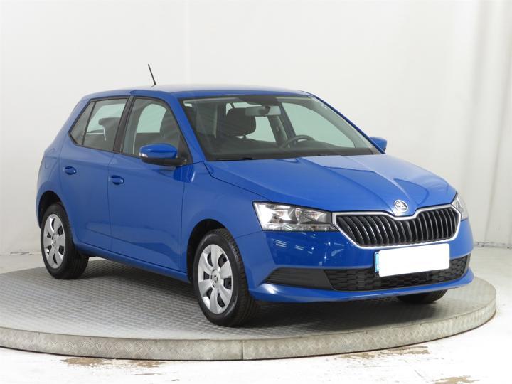 Škoda Fabia 1.0 44kW hatchback benzin