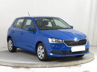 Škoda Fabia 1.0 44kW hatchback benzin - 1