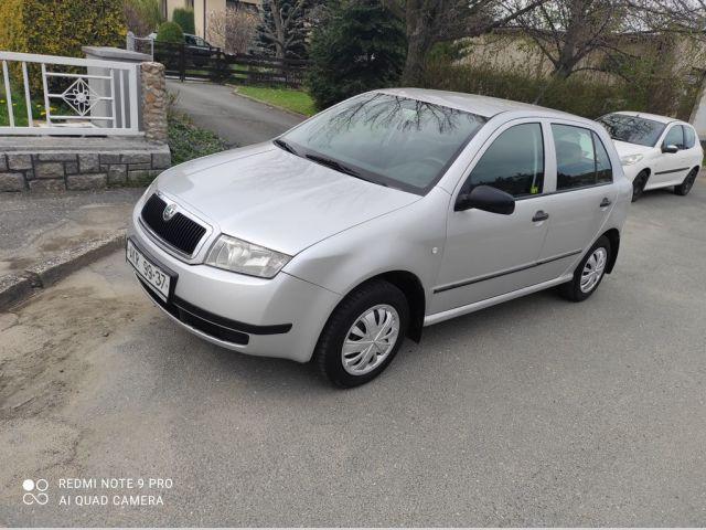 Škoda Fabia 1.4 MPi hatchback benzin