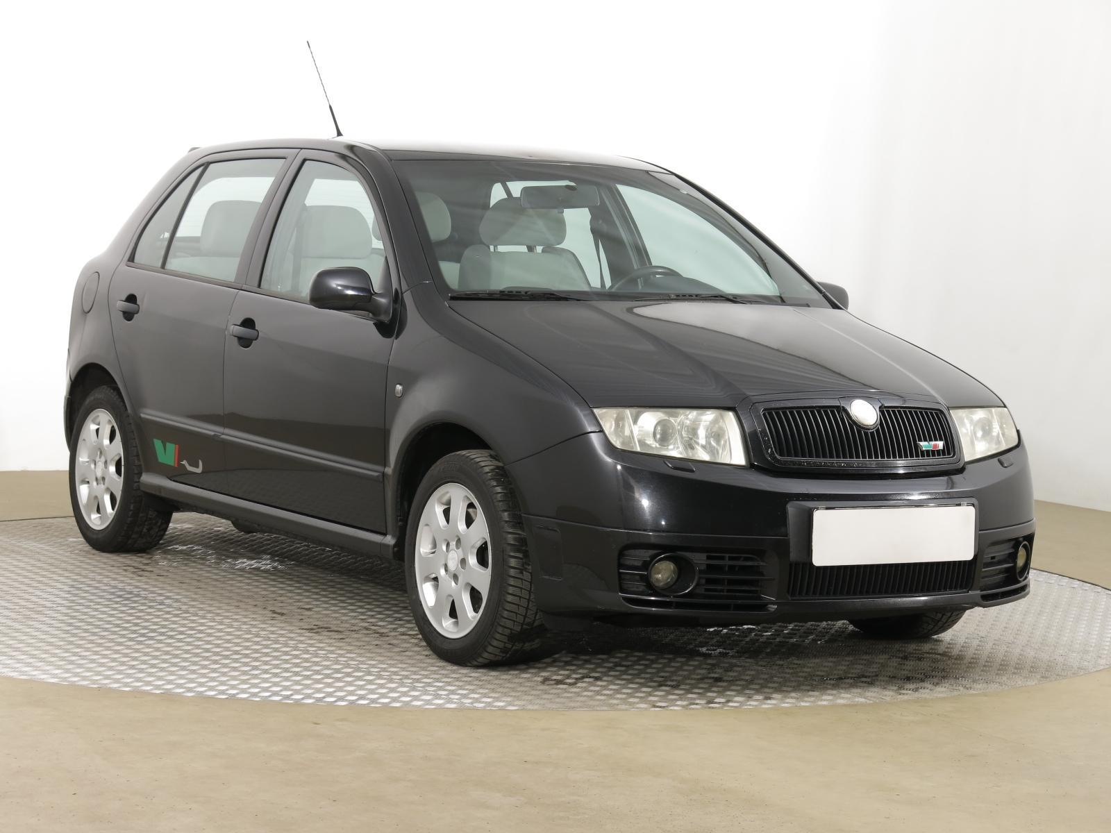 Škoda Fabia RS 1.9 TDI 96kW hatchback nafta