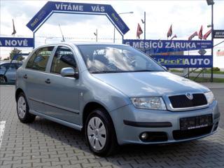 Škoda Fabia 1,2 CZ *SERVISKA* hatchback benzin