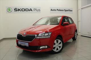 Škoda Fabia 1,0 MPI 3250KM 5 let ZÁRUKA hatchback benzin