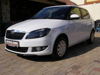 Škoda Fabia 1.2 TSI 63kW SLX hatchback