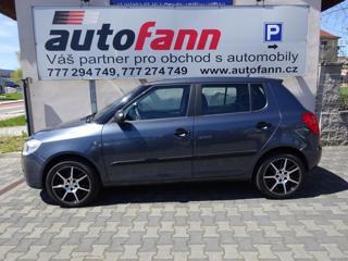 Škoda Fabia 1.4i 63kW Klima hatchback