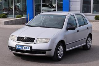 Škoda Fabia 1,4 MPI 50kW hatchback benzin