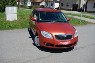 Škoda Fabia 1,4 16V servisní k. hatchback
