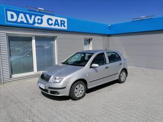 Škoda Fabia 1,2 12V Klima CZ Tažné 95500km hatchback benzin