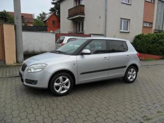 Škoda Fabia 1.4 TDi hatchback nafta