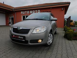 Škoda Fabia 1.4 16V Ambiente Výhřev hatchback