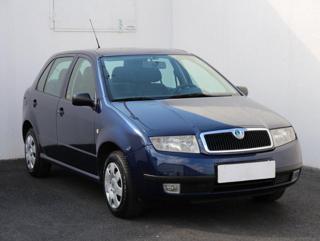 Škoda Fabia 1.4 MPi, Serv.kniha hatchback benzin