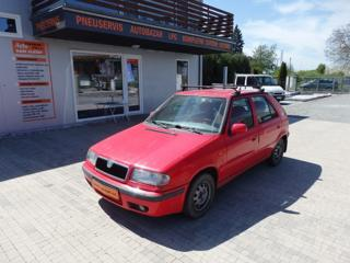 Škoda Felicia 1.3 LXI EKO DAŇ ZAPLACENA hatchback benzin