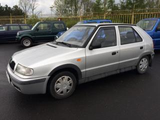 Škoda Felicia 1.3 LXi hatchback
