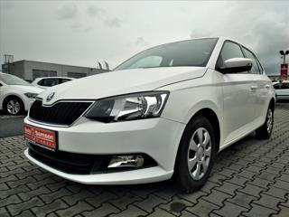 Škoda Fabia 1,0 MPI * KLIMA* ZÁRUKA 11/2022 hatchback benzin