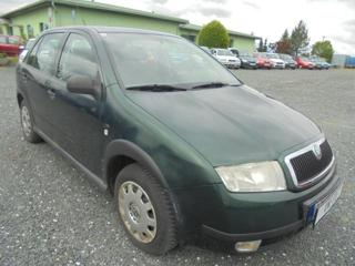Škoda Fabia 1.9 SDi hatchback nafta