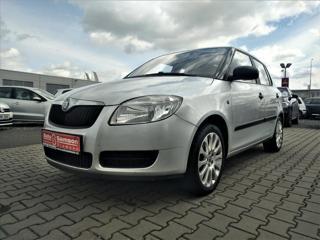 Škoda Fabia 1,2 44kW * KLIMATIZACE* ESP*  II hatchback benzin
