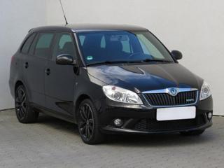 Škoda Fabia 1.0i, ČR hatchback benzin