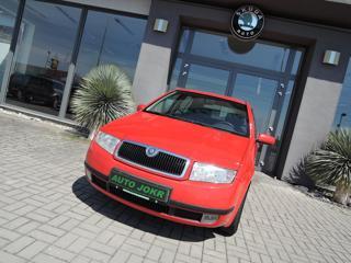 Škoda Fabia 1.4 MPI 50kW ALU TOP STAV hatchback