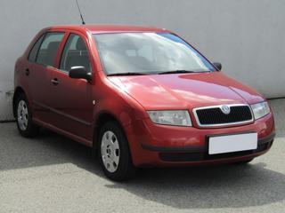 Škoda Fabia 1.2i, 1.maj, ČR hatchback benzin