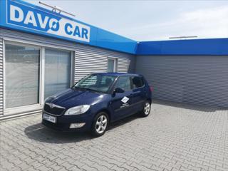 Škoda Fabia 1,2 TSI 63 kW CZ 1.Maj. DPH hatchback benzin