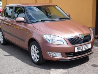 Škoda Fabia 1.2TSi hatchback