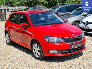Škoda Fabia 1.2TSI 66kW Ambition ČR NOVÉ 1.MAJI hatchback