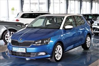Škoda Fabia 1,2 TSI 81kW CZ Style DPH hatchback benzin
