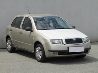 Škoda Fabia 1.2 12V hatchback benzin