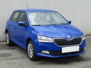 Škoda Fabia 1.0 MPi hatchback benzin