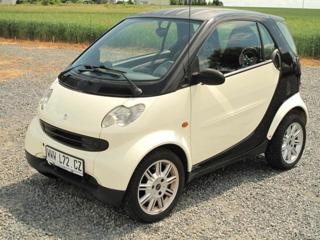 Smart Fortwo 0.8 CDi Automat EL hatchback nafta