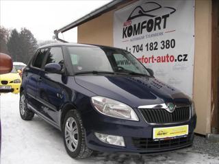 Škoda Fabia 1,2 TSI 63kw, ESP, ABS,  Odpočet DPH hatchback benzin