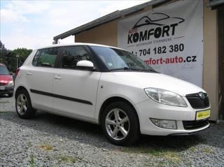 Škoda Fabia 1,6   66kw  TDI CR AMBITION hatchback nafta