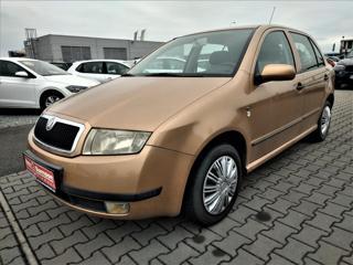 Škoda Fabia 1,4 MPi 50kW ČR hatchback benzin